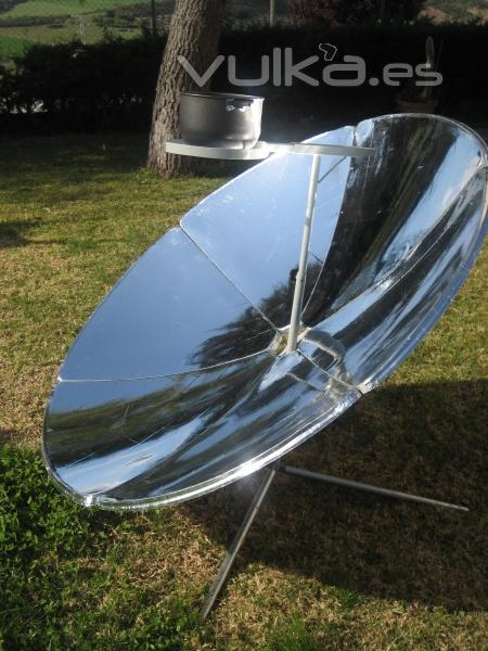 tipos de hornos solares