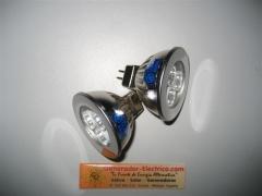 Iluminaci�n led: solo 5 w de consumo con brillante iluminaci�n