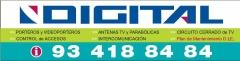 Digital instalaciones electronicas , tdt  satelite  y cctv  en digital instalaciones electrónicas, s.l. nos ...