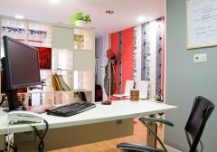 Ondavisual : interior de oficina en navidades 2009