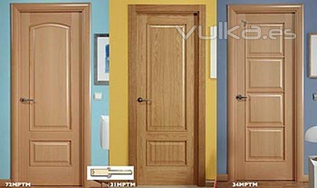 Foto puertas de dise o for Disenos para puertas de madera