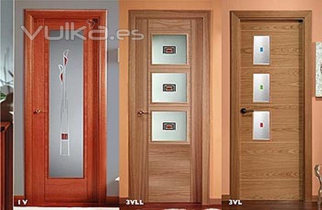Eleuterio decoracion y fabricacion - Puertas de diseno interior ...