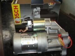 Motor de arranque reconstruido por BOSCH
