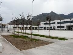 Dirección facultativa en colegio público virgen del carmen en cox (alicante)