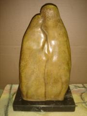Autor.j.m. delacoma, (bronce)