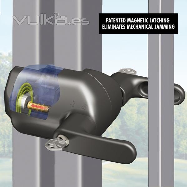 Pin cerraduras para aluminio on pinterest - Cerraduras para puertas metalicas ...
