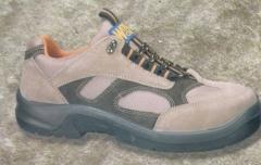 Zapato de seguridad trekking