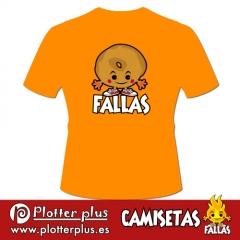 �ya est�n disponibles las nuevas camisetas falleras s�lo por 11,60 euros!