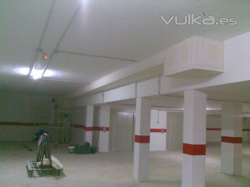 Barajas sistemes for Gimnasio xativa