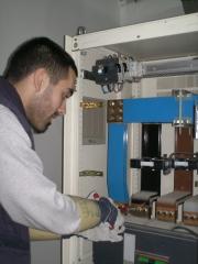 Revisiones instalaciones electricas, revisiones centros transformacion, inspecciones oca�s ,  analisis de red, ...
