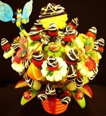 Disfrutessen ( fruta y chocolate ) - foto 1