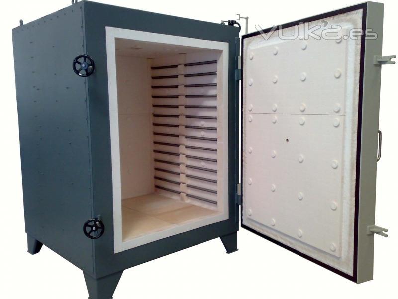 Hornos industriales gallur for Horno industrial