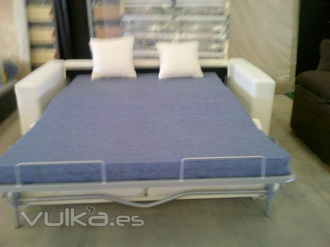 Foto sof cama dise o italiano f cil apertura cama de for Camas plegables diseno italiano