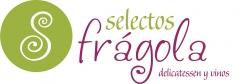 Selectos frágola - logo completo