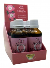 Aceite puro de rosa mosqueta