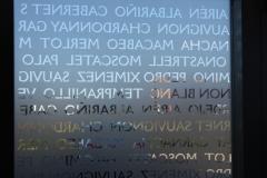 Serigrafiado de vidrios