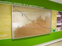 Vista Del CIAR - Centro de Interpretación de la Agricultura y Regadío