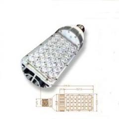 Bombillas leds rosca e-40 para farolas, bajo consumo, gran ahorro para ayuntamientos. iluminación led, sólo ...