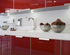 Muebles de cocina yelarsan. 6003 detalle bancada