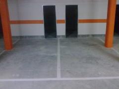 Plaza de garaje subterraneo