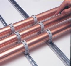 F�cil cierre para asegurar todo tipo de tubos