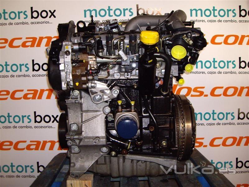 Motor Renault Megane 1.9DCI F9Q812