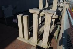 Columnas morenas