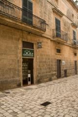 Calle mayor del borne n�13 - fachada