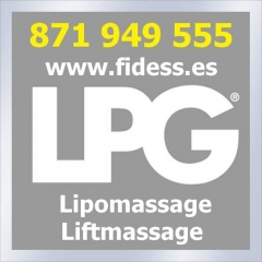 Lpg lipomasaje fidess, la tecnologia a tu alcance en palma de mallorca masajes fidess.