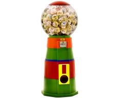 Maquinas de bolas. Con juguetes o coleccionables.