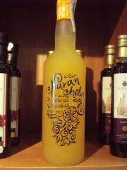 Naranchelo, licor de naranjas valencianas