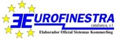 El logo de www.eurofinestra.com