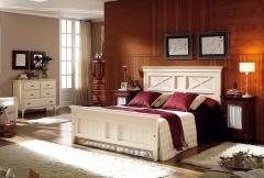 Dormitorio colecci�n fontana blanco