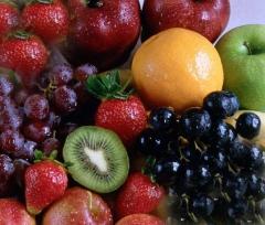 Disfruta las frutas ex�ticas