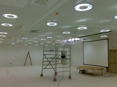 Instalacion de lamparas