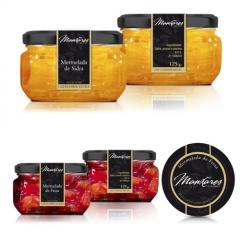 Packaging para mermelada productos gourmet