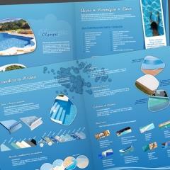 Catálogo corporativo para aquaenol
