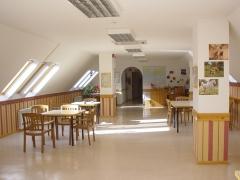 Sala terapia-gimnasio
