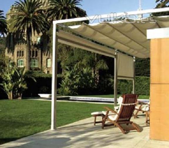 Toldos costa del sol for Precios de toldos para terrazas