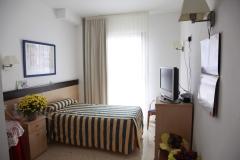 Habitaciones dobles e individuales