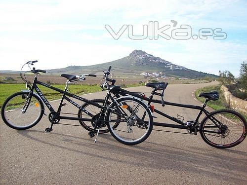 Alquiler de Bicicletas y bicicletas tandem