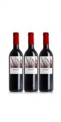 Botellas de vino regant�o tinto cosecha