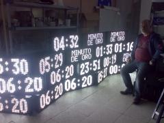 pantallas de texto