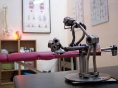 Sala de quiromasaje y otras terapias