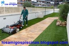Oferta mantenimiento de jardines .descuento 10%