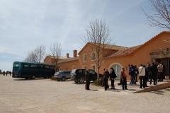 Domingo, 28 de marzo 2010 visita a la dehesa de los llanos