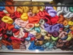 Mantoncillos de flamenca