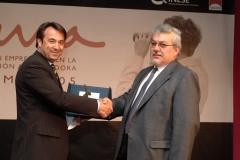 Entrega premio gemma 2005