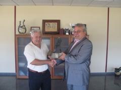 Premio seguridad vial augusto expres 2008