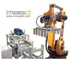 Robot paletizador - imasd, s.l.